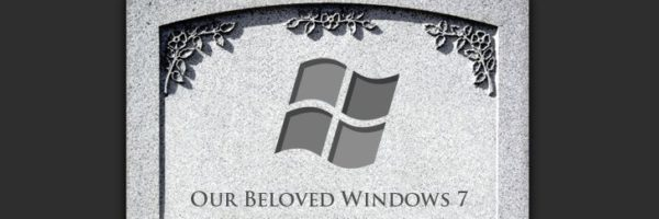Microsoft to end support for Windows 7 in 1-year from today